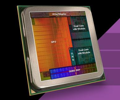 AMD Kaveri Die